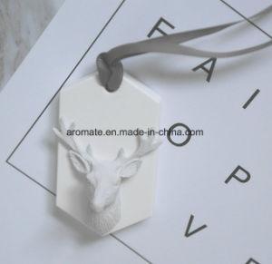 Scented Ceramic Car Decoration Aroma Diffuser (AM-151) pictures & photos