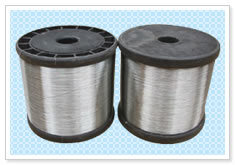 Axial Filament Spool Galvanized Iron Wire pictures & photos