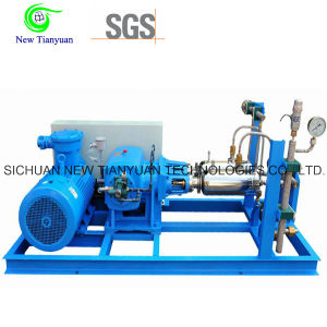 1500L/H Flow Range High Pressure Liquid LNG Cryogenic Pump pictures & photos