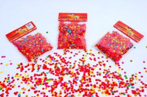 1cm Coloured Paper Confetti