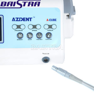Azdent LCD Screen Portable Electric Dental Implant Motor pictures & photos