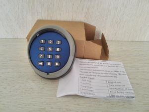 Ce Approved Garage Door Transmitter Remote Control Security Keypad Lock pictures & photos