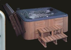 2100mm Outdoor SPA for 4 Persons (AT-9006) pictures & photos