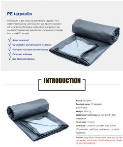Outdoor Waterproof Durable Wood Cover PE Tarpaulin pictures & photos