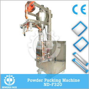 ND-F320 Ce Automatic Vertical Stainless Steel 304 Curry Powder Packing Machine pictures & photos