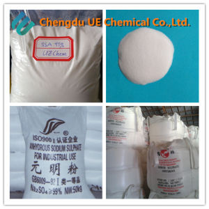 Sodium Sulfate Anhydrous, Ssa 99%, Sodium Sulphate for Detergent Na2so4 pictures & photos