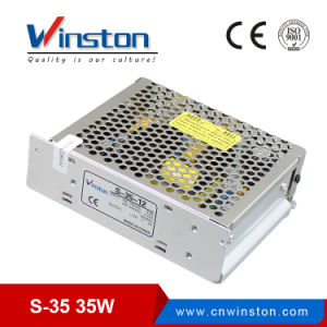Single Output LED Switching Power Supply (S-35) pictures & photos
