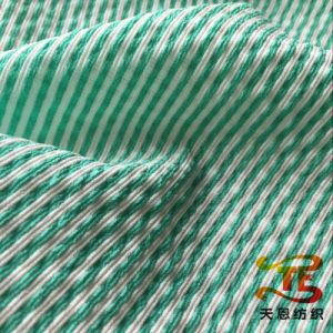 China Textile Fabric Polyeter Fabric Cationic T400 Fabric for Women′s Dress Fabric pictures & photos