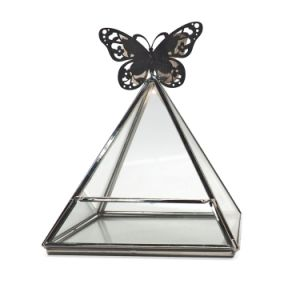 Fashion Glass Storm Lantern Manufacturer pictures & photos