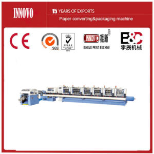 Automatic Saddle Stitching Line Book Binding Line pictures & photos