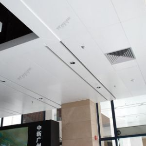 Aluminum Panel Ceiling with Artistic Design for Building Decorative pictures & photos