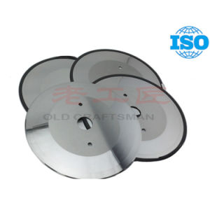 Grinded Tungsten Carbide Cutting Blade with High Tolerance pictures & photos