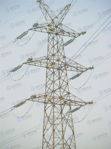 Electrical Transmission Lattice Tower pictures & photos
