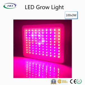 High Quality 3Wx100PCS LED Grow Light for Herbs & Medical Plants pictures & photos
