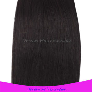 Fashion Style Brazilian Straight Pure Virgin Hair pictures & photos