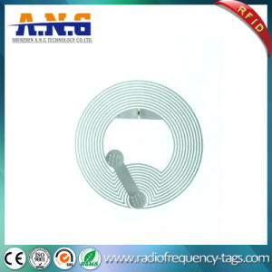 Dimension 21mm Hf Ntag213 RFID Antenna NFC Dry Inlay pictures & photos