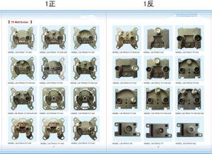 TV+Sat Wall Socket (SHJ-TWS011)) pictures & photos