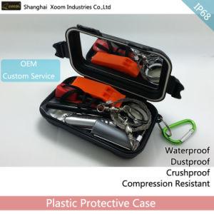 Plastic Box Waterproof Outdoor Survival Toolbox Outdoor Gears pictures & photos
