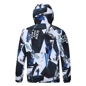 Wholesale Custom Men Sublimation Printing Light Weight Jacket pictures & photos