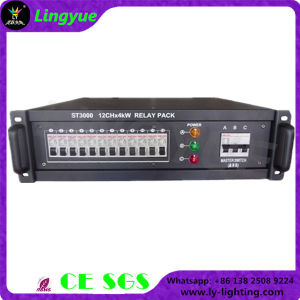 CE RoHS 6X6kw Directly Silicon Case Stage Light Controller pictures & photos
