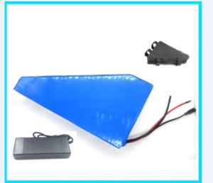 Triangle Style 60V 2000W Electric Bike Battery 60V 20ah Electric Bicycle Battery 60V 20ah Lithium Ion Battery pictures & photos