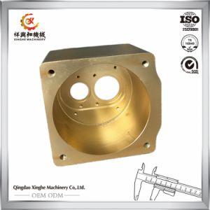 Custom Brass Machined Parts CNC Lathe CNC Machining pictures & photos