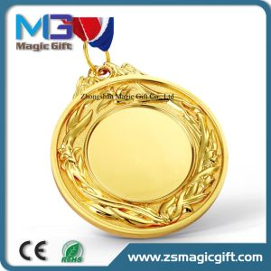 Hot Sales Blank Customized Gold Medal pictures & photos