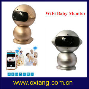 Wireless IP Camera WiFi Baby Monitor Camera Recorder pictures & photos