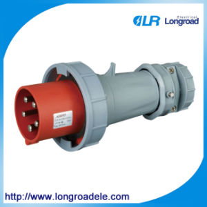 Industrial Plug & Socket IP67 Industrial Socket 5p 63A/125A pictures & photos