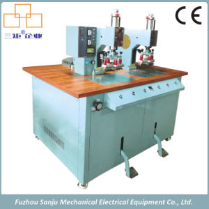 Ce Approved High Frequency Welding Machine of Single Side Double Station pictures & photos