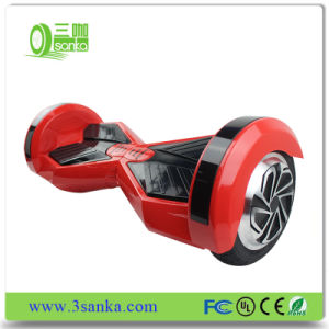 Hot Sale 8 Inch 2 Wheels R2 Two Wheel Self Balancing Electric Scooter Gyroscope Hoverboard with Bluetooth pictures & photos
