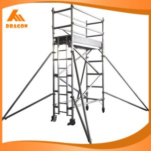 Used Aluminum Mobile Scaffolding for Sale (SDW-02) pictures & photos