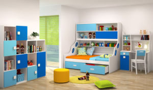 New Designs Children Furniture Bunk Bed (WATT) pictures & photos
