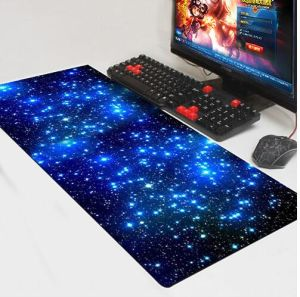Custom Printing Large Size Mouse Pad for Mice and Keyboard pictures & photos
