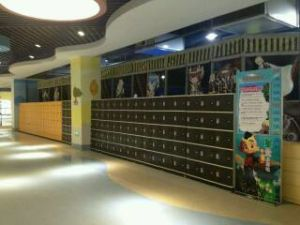 5 Tiers Gym Locker pictures & photos