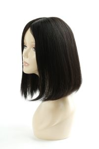 100% Human Hair Premiun Quality Hand-Made Wig pictures & photos