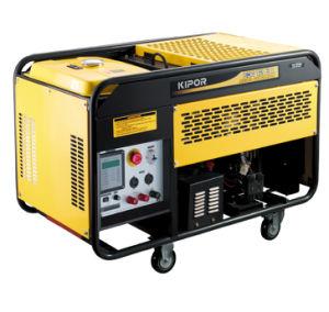 Kipor 10kw Portable Diesel Generator Kde12ea/Ea3 pictures & photos