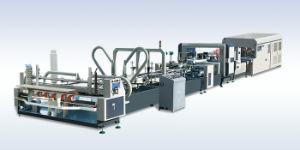 Automatic Folder Gluer Machine and Bunding Machine Production Line pictures & photos