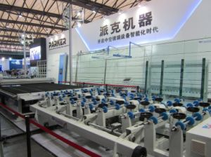 Automatic Glass Cutting Table, Glass Cutting Machine for Double Glazing Glass Line pictures & photos