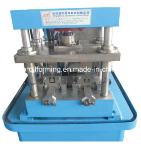 Double Line Guide Rail Roll Forming Machine pictures & photos
