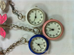 Water Resistant Alloy Material Medical Gift Nurse Fob Watch pictures & photos