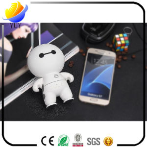 Creative Cartoon White Subwoofer Wireless Bluetooth Mini Stereo pictures & photos