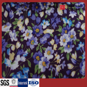 Polyester/Rayon80/20 32*32 130*70 Twill Printing Fabric pictures & photos