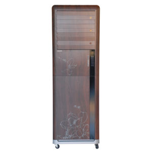 Stand Mobile Air Conditioner Fan with Freewheel pictures & photos