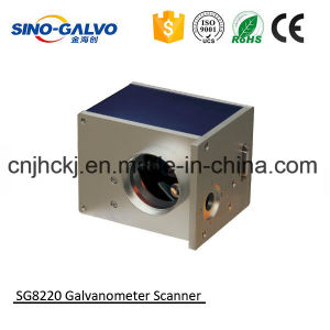 20mm Beam Aperture Galvo Scanner Sg8220 for Laser Cutting Machine pictures & photos