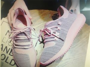 Weave Fabric Upper Hot Sale Casual Shoes Good Quantity