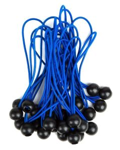 Latex Elastic Bungee Cord with Black Ball pictures & photos