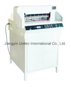 4806R Programmable Paper Cutter with LCD Display