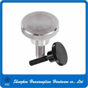 Special Customized Knurling Head Screw with Shoulder pictures & photos