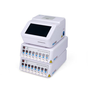 Immunofluorescence Quantitative Analyzer with Poct pictures & photos